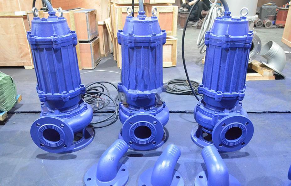排污泵的分类/结构/选型参数/优缺点/工作原理/用途