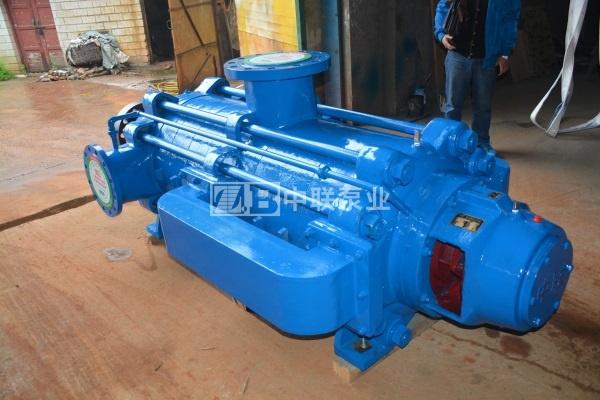 矿用水泵规格型号(型号参数表)