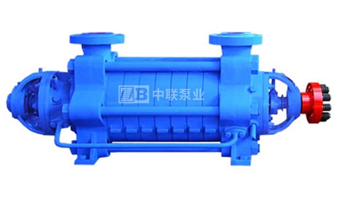 锅炉给水泵型号及结构