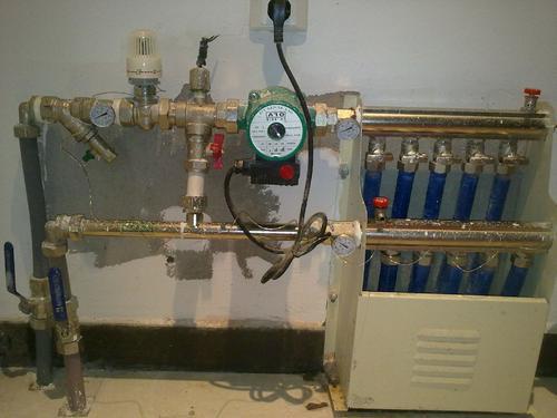循环水泵的型号(作用)