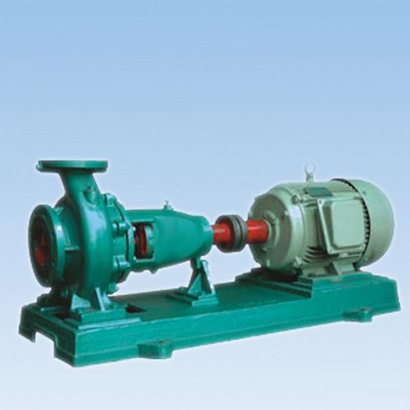 IR型热水轮回泵