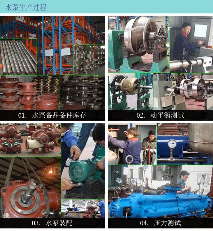 2021江西多级泵十大品牌,江西多级泵厂家哪家好?