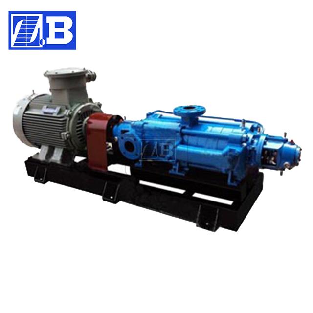 D(P) Self-balancing Horizontal Multistage Centrifugal Pump