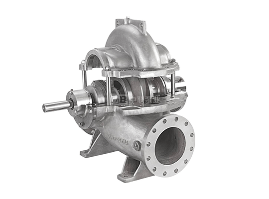 SA/S/SF系列卧式双吸中开离心泵