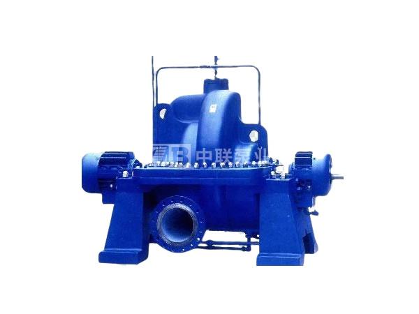DK型双吸中开式多级离心泵